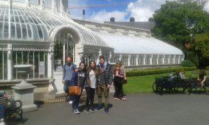 Vincitori di Borse Erasmus 2016 a Derry (UK)