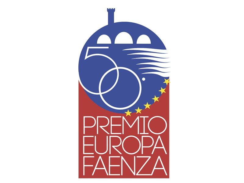 Un marchio per Il cinquantenario del Premio Europa Faenza