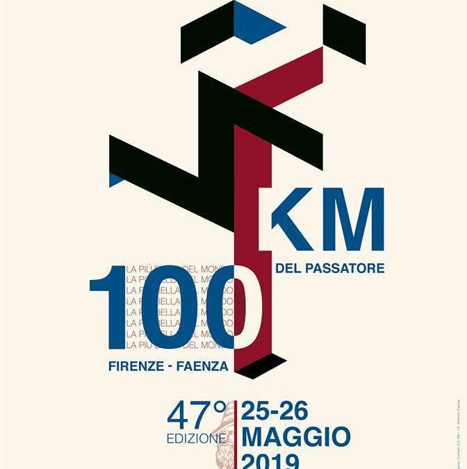 100 Km del Passatore: il manifesto 2019 è di Matteo Cicinelli