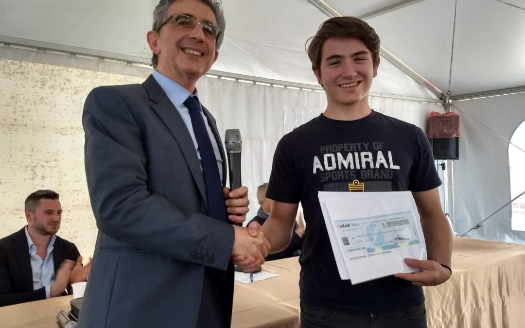 Premiazione gara nazionale professionali per l'agricoltura